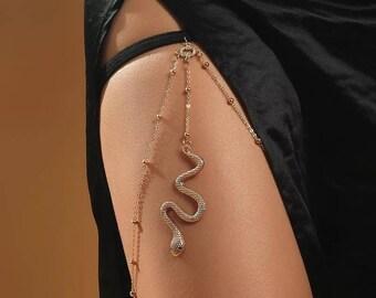 Boho Thigh Chain