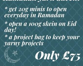 Ramadan Yarn Advent