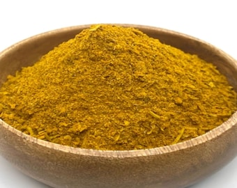 Vadouvan Curry, French Curry Spice, French Masala Curry, Specialty Seasoning for French Indian Fusion Cuisine