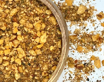 Egyptian Dukkah Spice Blend, Exotic Spices, African Spices, Spice Rub