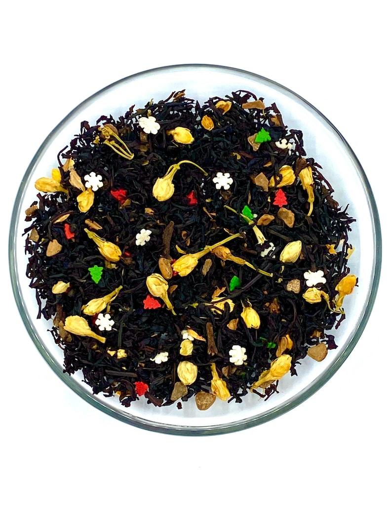 Christmas Blend Black Tea Loose Leaf Tea Seasonal Tea image 1