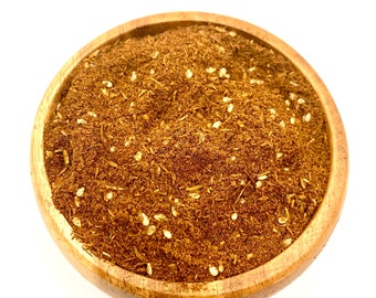Za'atar, Middle East Spice, Hand Blended Spice, Seasoning Mix, Meat Rub