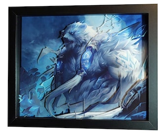 """League of Legends: Volibear 