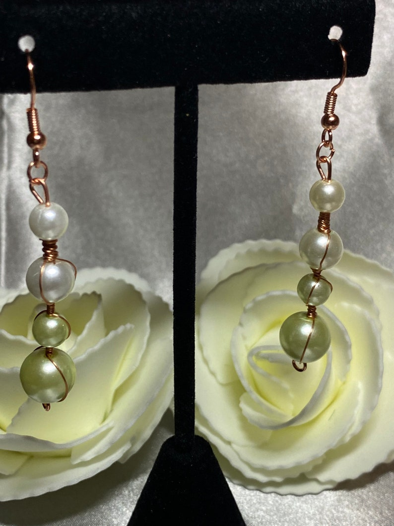 lightweight and beautiful for any occasion. Handmade Earrings