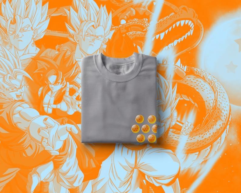 Krillin Vegeta Shirt Piccolo Goku Shirt Dragon Ball Z Dragon Ball Z Shirt Dragon Ball Z T-shirt Vegeta Anime Shirt Goku