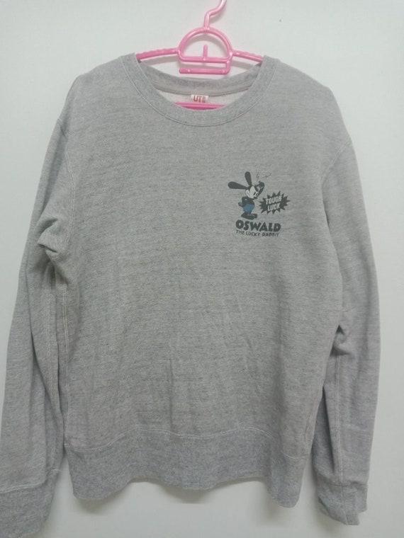 Vintage Sweatshirt disney cartoon OSWALD