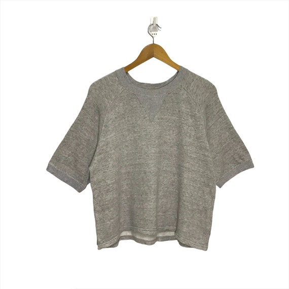 Rare!! Dahl'ia Sweatshirt Short Sleeve Pullover Sw