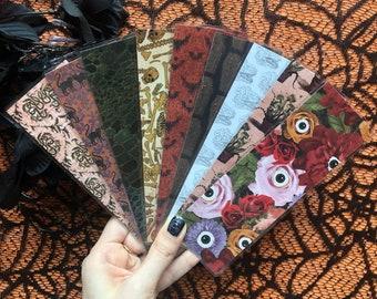 Halloween Bookmarks II