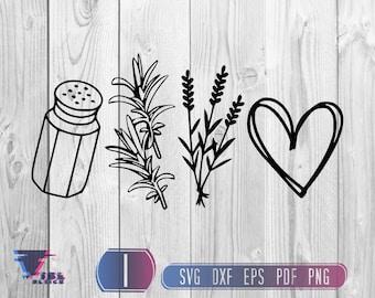Practical Magic Svg, Salt Rosemary Lavender Love Svg, Sally Quote Svg, Practical Magic Cricut, Cut files for Cricut, Silhouette.