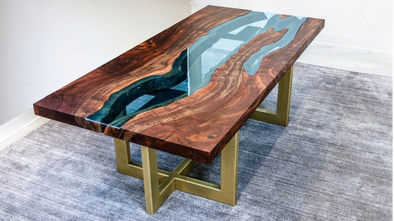 dining Table Top Made in Acacia Wood