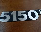 Peavey 5150II silver logo 182mm
