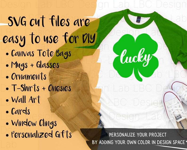 Paddy/'s Day St Patrick/'s Day SVG Shamrock svg St Clipart Lucky Svg Cricut Cut File St Patrick/'s Day Shirt SVG