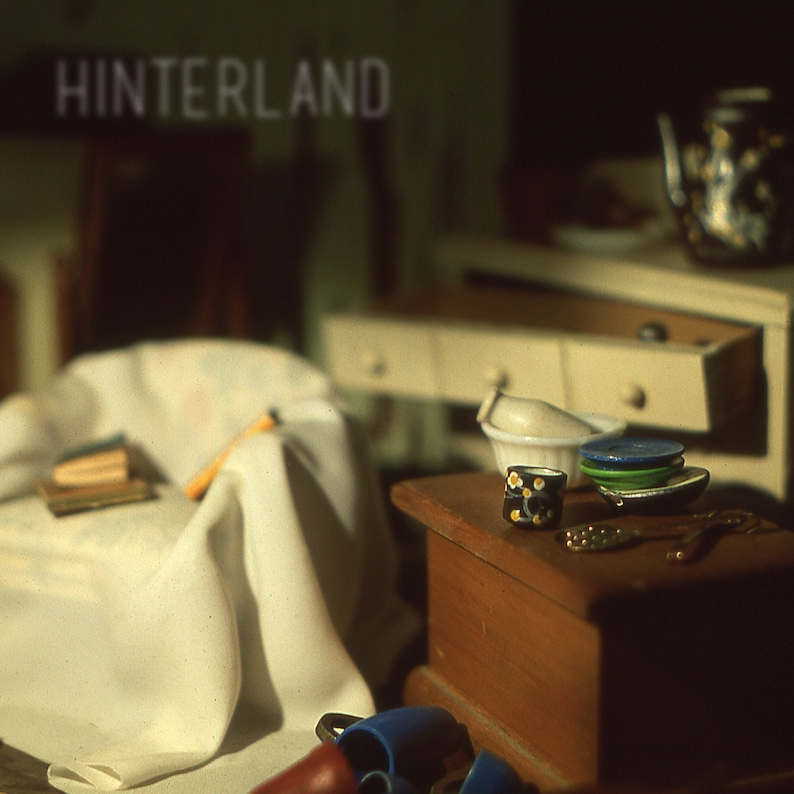 Soundtrack To Hinterland 7 Picture Disc image 0