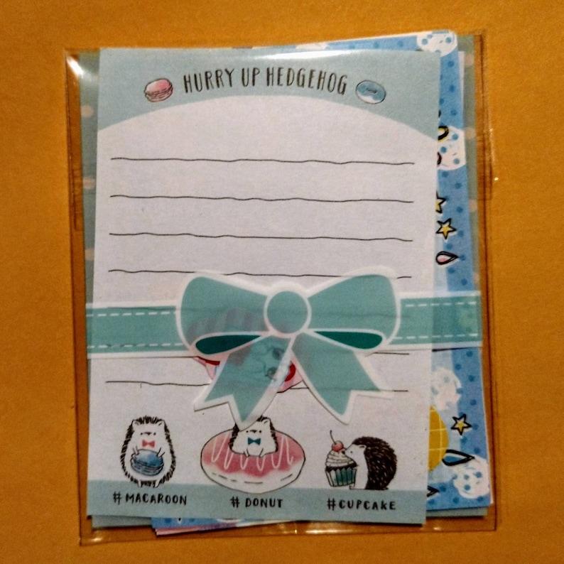 Kawaii Grab Bag Kawaii Sticker Flakes Stationery Grab Bag Korean Stationery Mini Memo Pad Kawaii Memo Sheet Grab Bag
