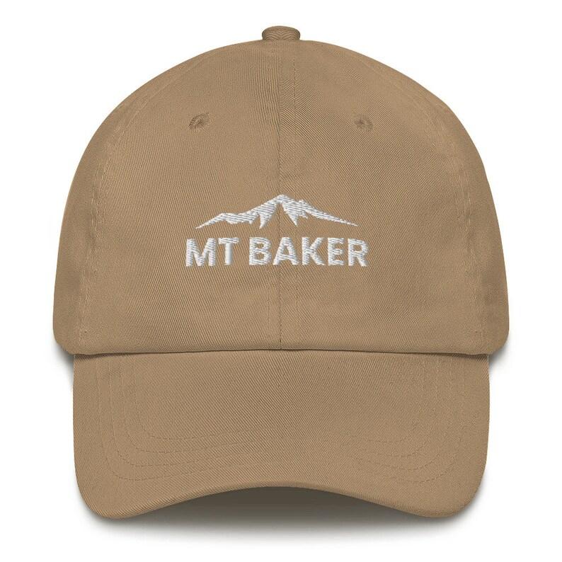 Mt Baker Dad Hat