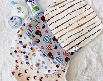 XL Baby Washcloth, Washcloth XL, Washcloth for Babies XL, Reusable Baby Washcloth