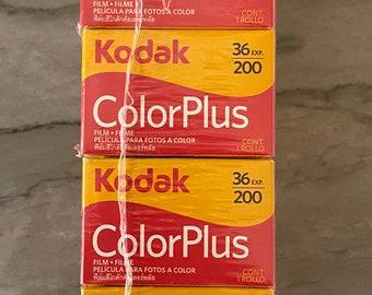 Kodak Color Plus 200 35mm Color Negative Film, 36 Exposure 1 SINGLE ROLL