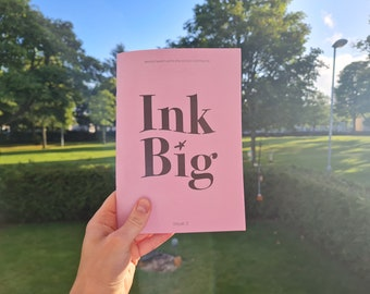 Ink Big Zine | Issue 2: Mental health within the artistic community