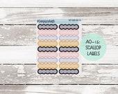 "Sale! KIT-300 ADD ONS || ""Goodbye 2020!"" Kit Planner Stickers - 2021 Full Kits photo"