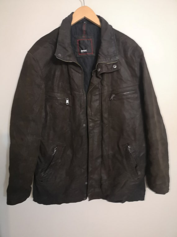 Vintage Leather Jacket, vintage leather jacket, le