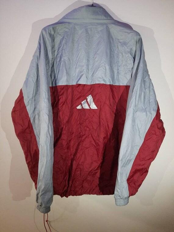 Adidas vintage jacket, vintage clothing, vintage m