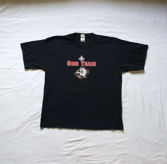 Vintage 2006 Buffalo Sabres Playoff Stanley Cup T-