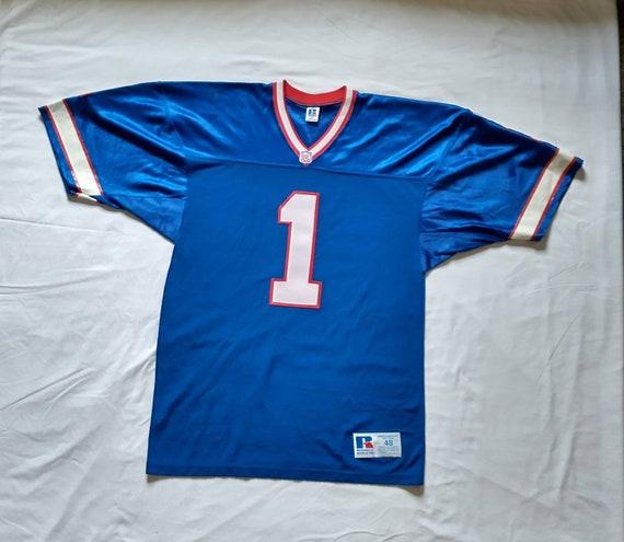 Vintage 90's Buffalo Bills Stitched Jersey