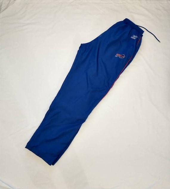 Vintage Buffalo Bills Windbreaker Pants