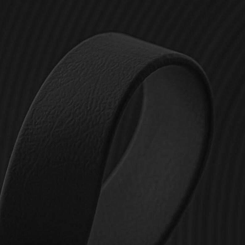 Biothane collar black