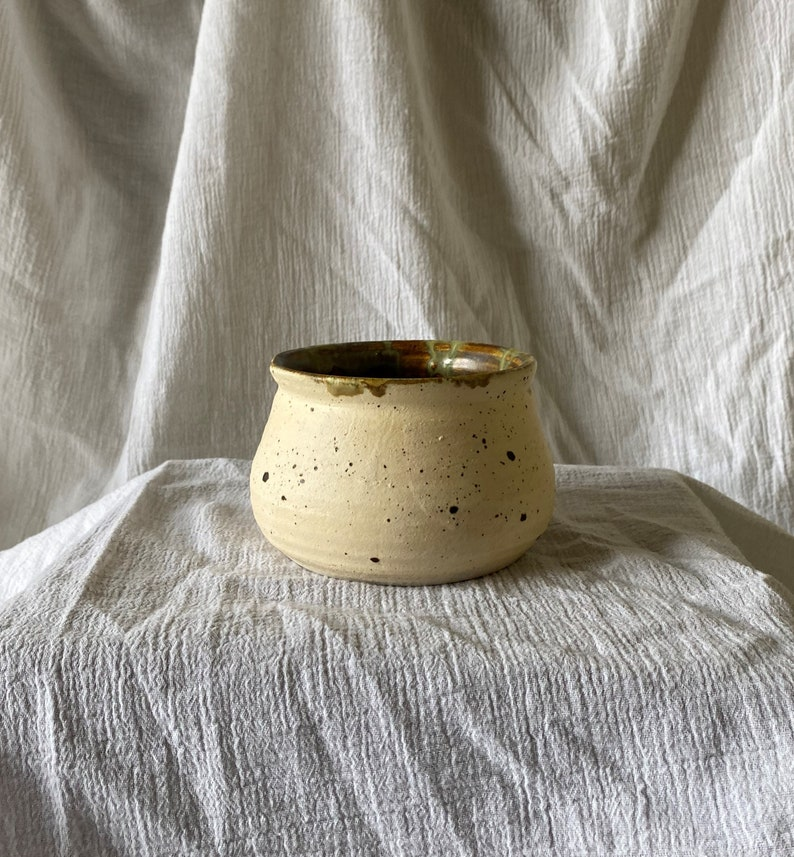 Handmade ceramic pottery Pot