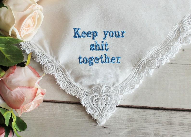 Wedding Handkerchief wedding hankerchief,Mother of the Bride Handkerchiefs,Embroidered Wedding Hankerchief,custom wedding handkerchief
