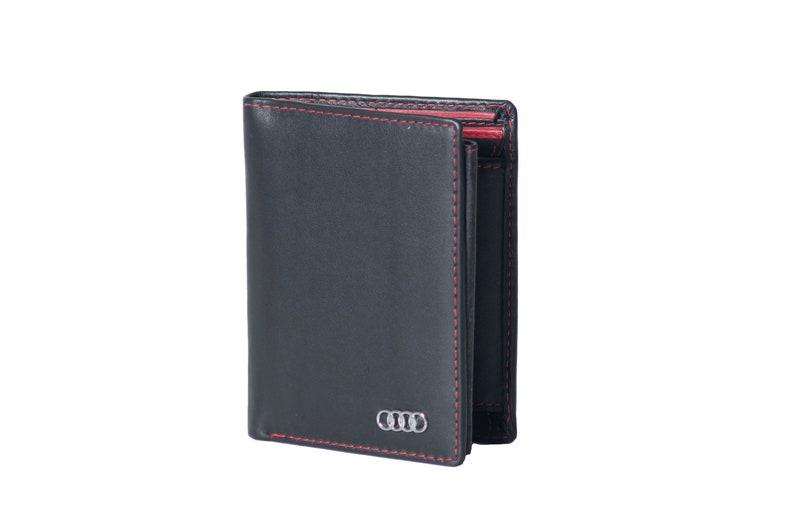 Audi Sline Leather Wallet   Audi Sline Leder Geldb\u00f6rse MPower