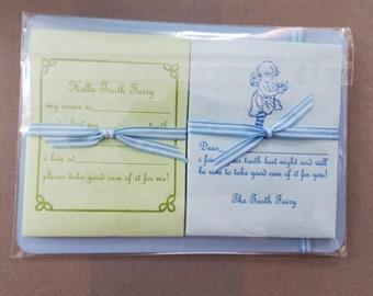 Sherri The Tooth Fairy Envelopes Fairy Door