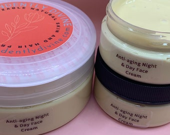 Anti-aging Night & Day Face Cream