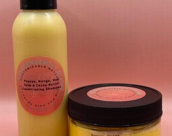 Papaya, Mango & Red Palm Bundles