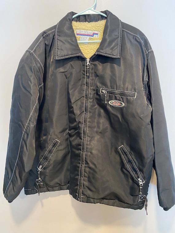 Vintage Breakdown Jacket men's medium 1990s skater