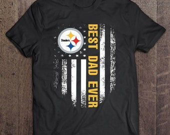 Daddy /& Me Steelers T-Shirts
