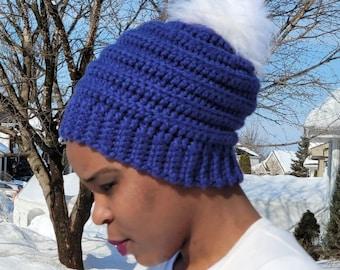 Tuque/ bonnet slouchy femmes