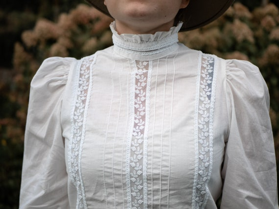 Laura Ashley blouse