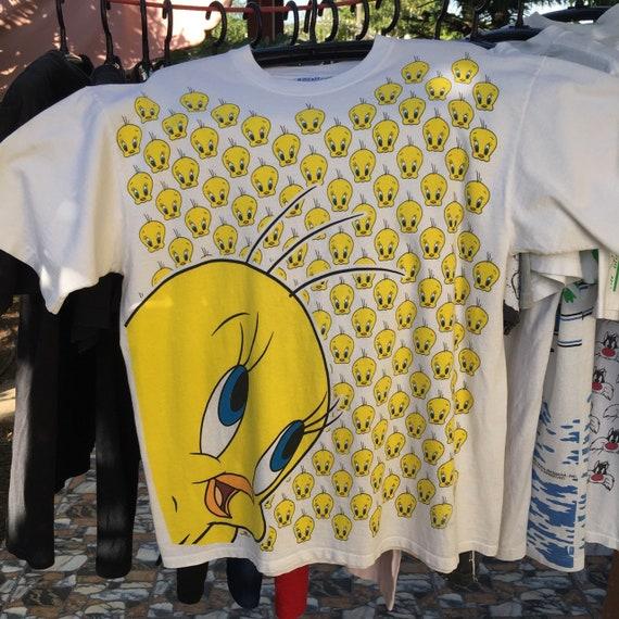 Looney Toon 90' Vintage T-Shirt Tweety