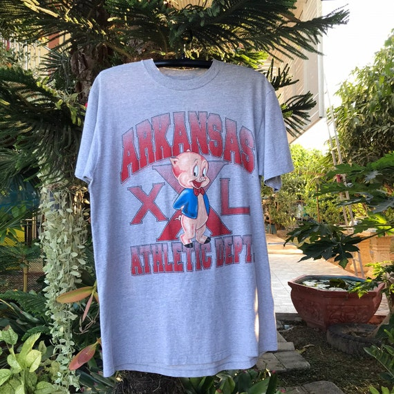 Looney Toon 90' Vintage T-Shirt Porky Pig (1995)