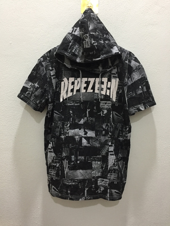 Repezen fullprint sweater hoodie skateboard