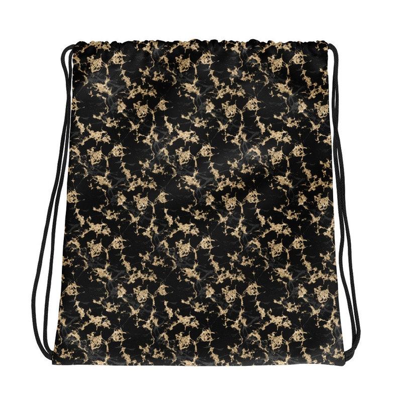 Drawstring bag PrintBM5 lightweight bag sports bag backpack style Gym bag