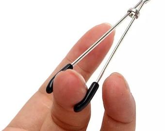 Nipple clamps x 4