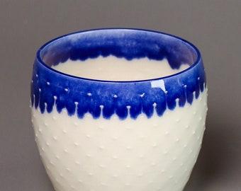 Porcelain cups #687 & #688