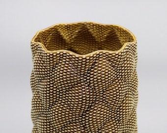 Porcelain vase #506