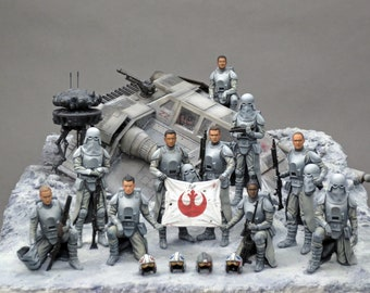 Snowtrooper Squad STL files for 3d printing