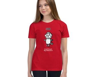 MONKEY Youth Short Sleeve T-Shirt