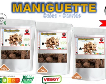 Maniguette - Pan-African selection - 3X100g