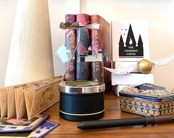 Wizarding Candle Carousel (Book 3)